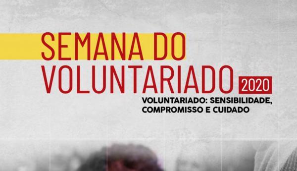 Cáritas Brasileira realizará 1ª semana do voluntariado de 22 a 29 de agosto