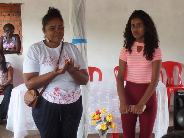 Jovem de 15 anos é exemplo no Assentamento 8 de março